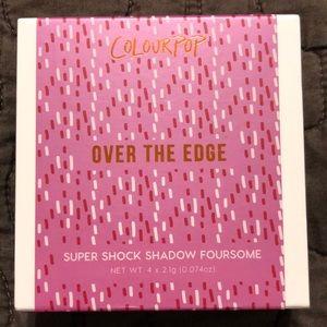 Colourpop-Over The Edge Super Shock Shadows (4)
